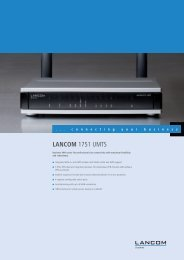 LANCOM 1751 UMTS - SMARTO Group