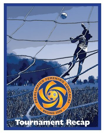Womens Olympic Qualifier 2008 - CONCACAF.com