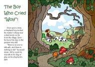 "The Boy Who Cried ""Wolf""! - T F I O n l i n e"
