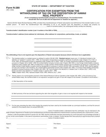 2008 California Forms 593-C, 593-L, and - Exeter 1031 Exchange ...