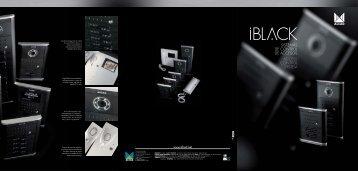 Presentación iBLACK - Alcad