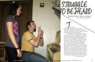 Rachel Milen's life as a Singer - Indiana University School of ...