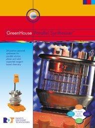 New GreenHouse Leaflet - Bergman-net