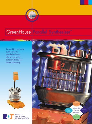 New GreenHouse Leaflet - Bergman-net