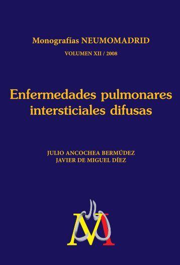 Enfermedades pulmonares intersticiales difusas - Neumomadrid