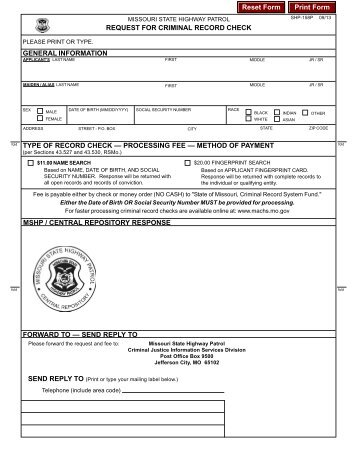 Online Public Records Search, County Arrest Records: What goes on your ...