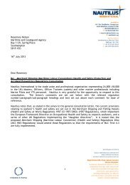 Industrial North Bulletin v2 - Nautilus International