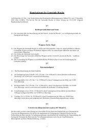 Hauptsatzung der Gemeinde Rosche (pdf 0,03 MB - Samtgemeinde ...