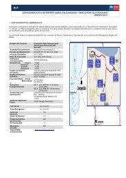 mop concesión ruta interportuaria talcahuano - penco por isla ...