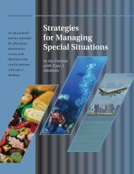 Strategies for Managing Special Situations in the ... - SchererClin.com