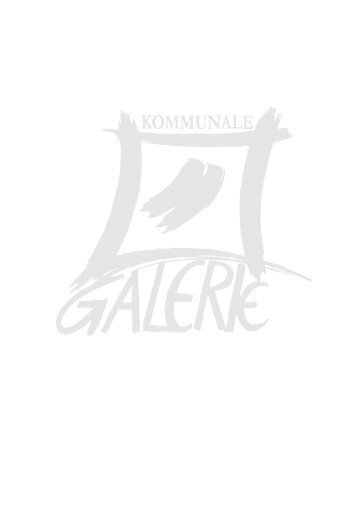 Pressemappe - Kommunale Galerie