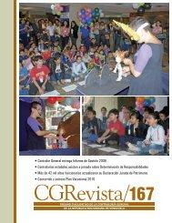 • Contralor General entrega Informe de Gestión 2009 • Contralorías ...