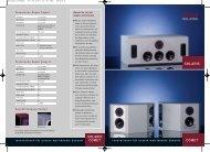 Katalog (pdf) - Isophon