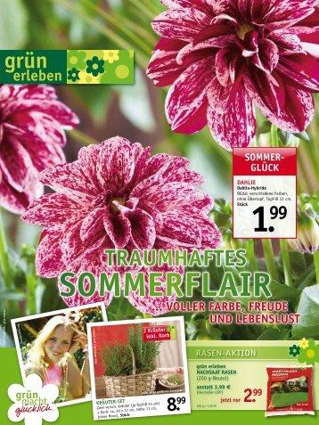sommer - Gartencenter Fahr Dornstetten