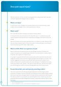 Preventing and managing discomfort, pain and injury - ACC - Page 7