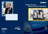 Buiten Renault Binnen Sortimo Globelyst - Ellermeyer
