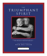 The Triumphant Spirit - Newspapers In Education