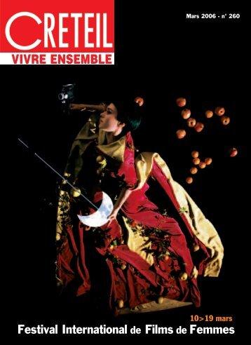Vivre Ensemble - Mars 2006 - Créteil