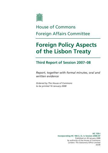 types of foreign policy pdf