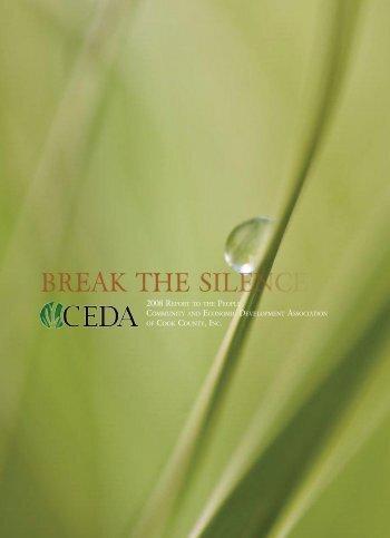 Annual Report 2008 - Ceda
