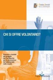Chi si offre volontario? - CSV Marche