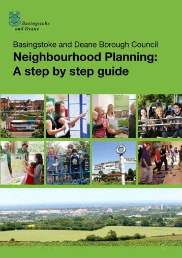 Neighbourhood Planning: A step by step guide - Basingstoke and ...