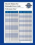 ELECTRIC MOTORS FOR HYDRAULIC POWER ... - Royal Hydraulics - Page 5