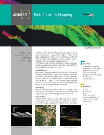 Mapping PDF - AeroMetric