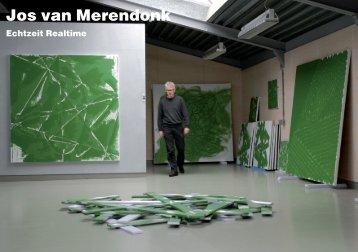 Jos van Merendonk - galerie christian roellin