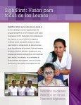 SIGHTFIRST: VISIÓN PARA TODOS DE LOS LEONES - LCIF - Page 3