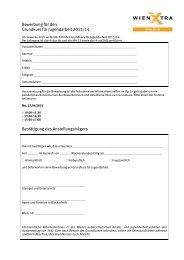 Anmeldung zum Lehrgang Suchtprävention in der Jugendarbeit