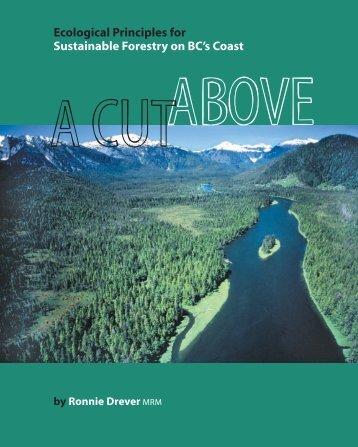 A Cut Above - David Suzuki Foundation