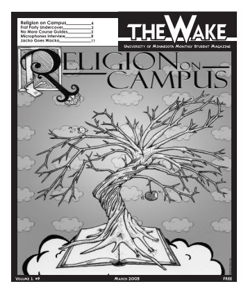 Mar. 5 Issue.indd - The Wake