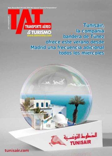Tunisair, - TAT Revista
