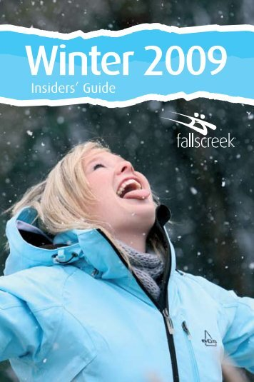 Winter 2009 - Falls Creek