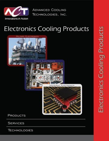 Electronics Cooling Products - Advanced Cooling Technologies, Inc.