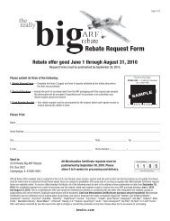 paper order form - Tower Hobbies
