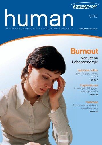 """Magazin """"Bleib G'sund"""" 2010. - Gesundes Oberösterreich"""