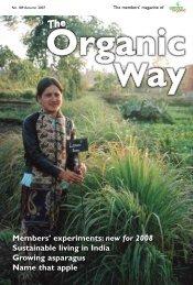 Sustainable Living in India - Bruce Nixon