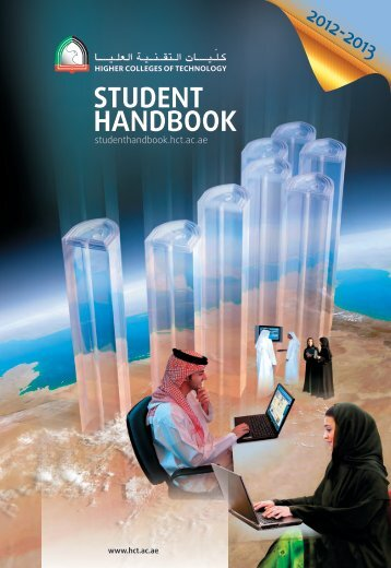 Student Handbook 2012-2013 - Higher Colleges of Technology