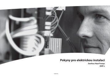 Pokyny pro elektrickou instalaci - Danfoss