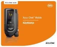 Käyttöohje - Accu-Chek