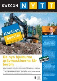 Swecon-Nytt nr 3/03