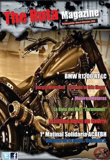 The Ruta Magazine nº4 Diciembre