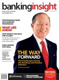 Download this issue - Institute of Bankers Malaysia