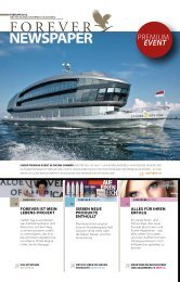 Newspaper - (Switzerland) GmbH - Forever Living Products