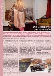 Die Geschichte der Fotografie - Birseck Magazin