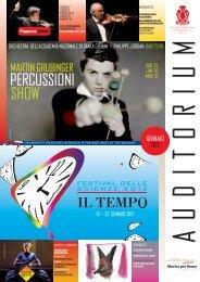 01/2012 - Auditorium Parco della Musica