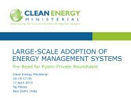 LARGE-SCALE ADOPTION OF ENERGY MANAGEMENT SYSTEMS