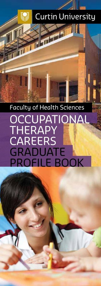 OccupatiOnal therapy - Health Sciences - Curtin University